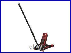 Sealey 4040AR Trolley Jack 4 Tonne Ton Rocket Quick Lift Red Car Van Garage