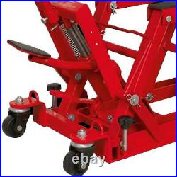 Sealey 680Kg Hydraulic Motorcyle & Quadbike Lift Lifting Arms For Lifting Bikes