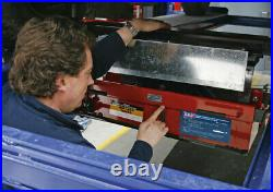 Sealey Jacking Beam 2t with Arm Extenders & Flat Roller Supports SJBEX200