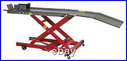 Sealey MC365 Motorcycle Lift 365kg Capacity Hydraulic