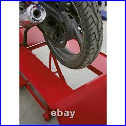 Sealey MC401A HYDRAULIC / AIR Motorcycle Bike Chopper Moped Lift 400kg