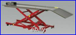 Sealey MC454 450kg Capacity Hydraulic Motorcycle Motorbikes Lift Steel Foot