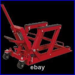 Sealey MC480 Hydraulic Motorcycle Motorbike & Quad Bike Lift 680kg Capacity
