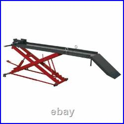 Sealey MC550 Motorcycle Lift 450kg Capacity Hydraulic