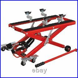Sealey Motorcycle and Quad Scissor Lift 500kg Capacity Hydraulic MC4500
