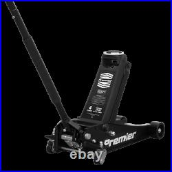 Sealey Tools 4040AB 4 Tonne Professional Rocket Lift Trolley Jack Black