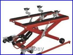 Sealey Tools MC4500 Motorcycle Motorbike Bike Quad Scissor Hydraulic Lift 500Kg