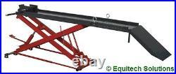 Sealey Tools MC550 Folding Motorcycle Motorbike Bike Lift Ramp Hydraulic 450Kg