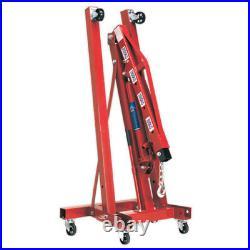 Sealey Tools PH20 2 Tonne 2T Hydraulic Engine Folding Crane Hoist Lift