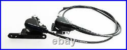 Shimano RS505/BR505 Road Bike 2x11 Hydraulic Flat Mount Disc Brake/Shift Levers