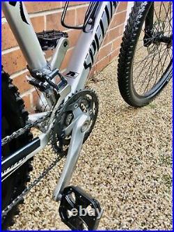 Specialized hard Rock PRO MTB Bike New Hydraulic Brakes