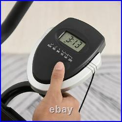 Spinning Exercise Bike 10kg Flywheel Gym Office Training Fitness withLCD Monitor