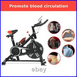 Sports Exercise Bike Aerobic Exercise Cycling Home Indoor Trainer Gym Fitness