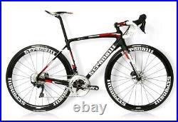 Stradalli San Remo Carbon Road Bike Ultegra 8000 11Spd Hydraulic Disc Brake 47cm