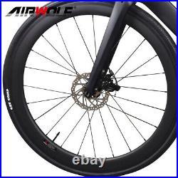 T1000 R7020 Disc Full Carbon Road Bike Hydraulic Brake Road Bike Carbon Bicycle