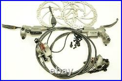Tektro Auriga E-sub Very Special E-bike Hydraulic Disc Brake Set + Sensor Sale