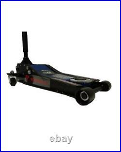 Us Pro 3 Ton Low Profile Rapid Lift Trolley Jack Twin Piston 3 Tonne 10108