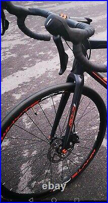Whyte Suffolk RD7 Adventure Gravel bike Shimano 105 hydraulic disc brakes
